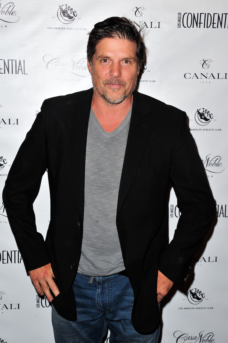 LOS ANGELES, CA - OCTOBER 14: Actor Paul Johansson arrives at Los Angeles Confidential Celebrates its Annual Men's Issue featuring LA Athletes at The Los Angeles Athletic Club on October 14, 2015 in Los Angeles, California. (Photo by Jerod Harris/Getty Images for Niche Media)