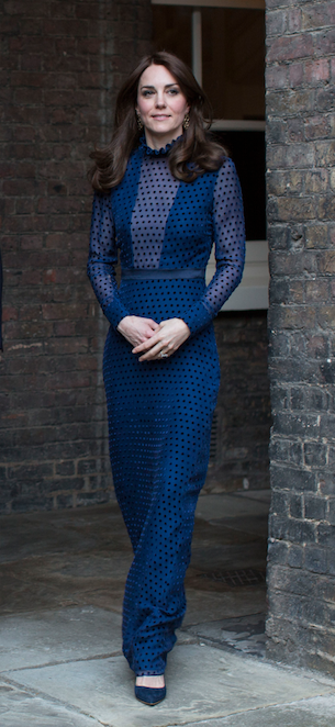 Kate Middleton doorzichtige outfit 2