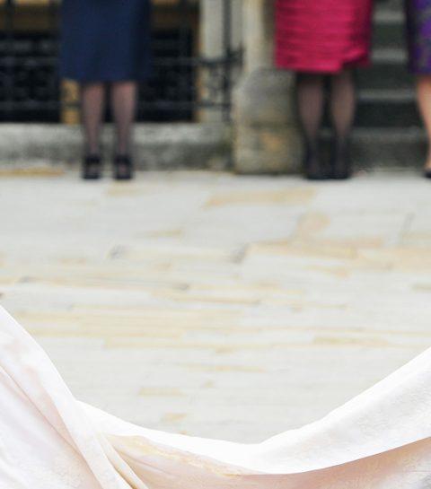 De 8 mooiste trouwjurken sinds Kate Middleton