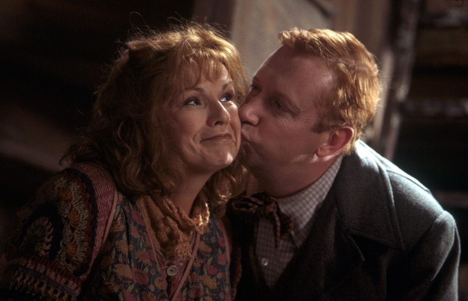 Molly & Arthur Weasley