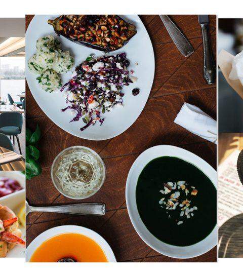 7 x nieuwe eet- en drinkadresjes Antwerpen