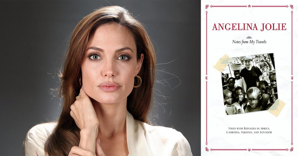 angelina book
