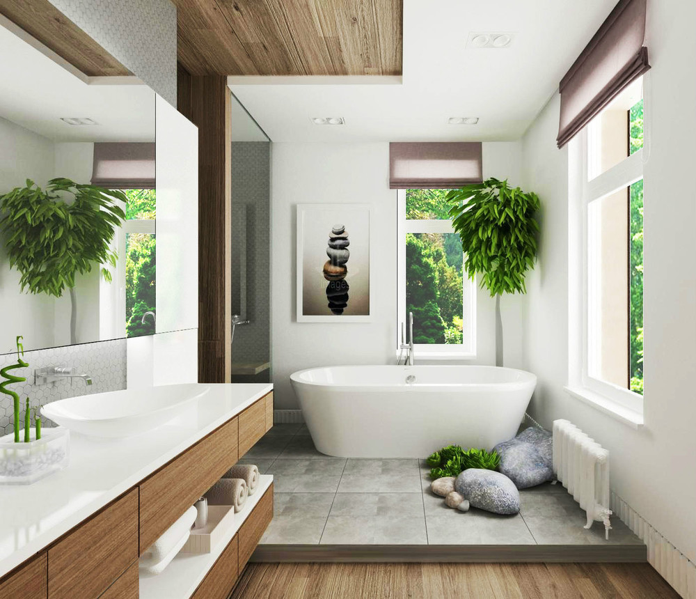 badkamer plant trend