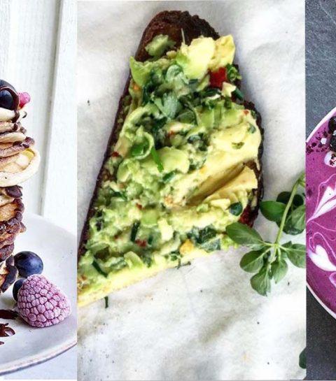 Dit zijn de meest populaire health foods op Instagram