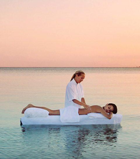 10 van de meest luxueuze spa's ter wereld