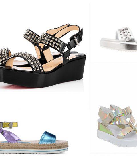 Shopping: Flatform Sandals