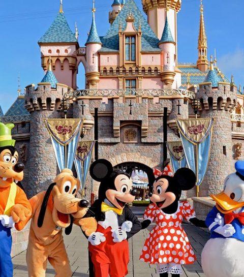 Je kan nu wonen in Disneyworld