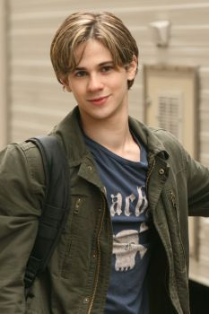 "Connor Paolo on the ""Gossip Girl"""