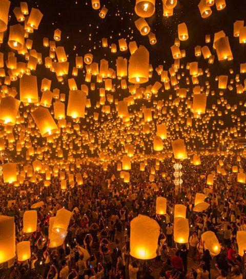 Dit zijn de 10 meest originele festivals ter wereld