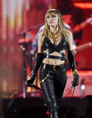 Miley Cyrus vegan