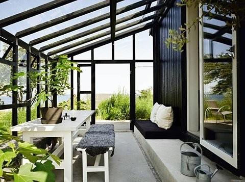 interieur planten groen