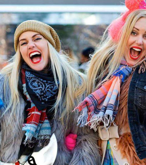 De 10 meest stijlvolle tweelingen op Instagram