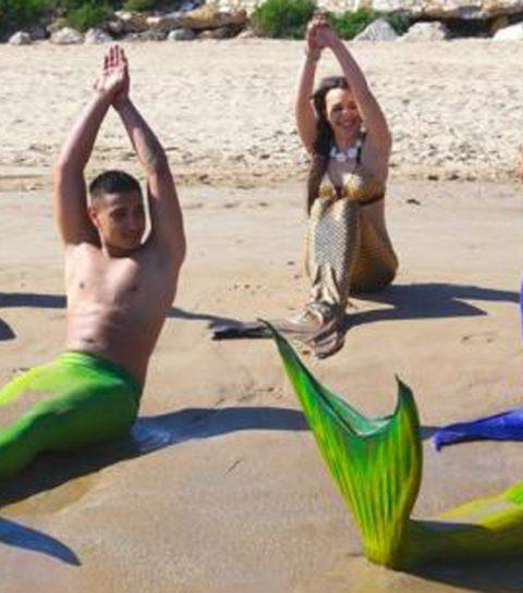 Weekendtip: een cursus zeemeermin volgen
