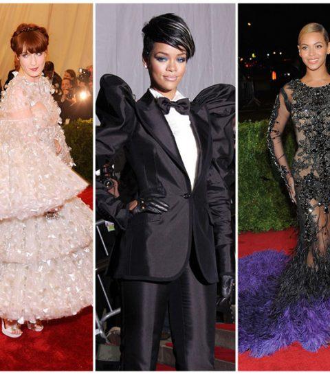 Met Gala: de 25 meest memorabele looks