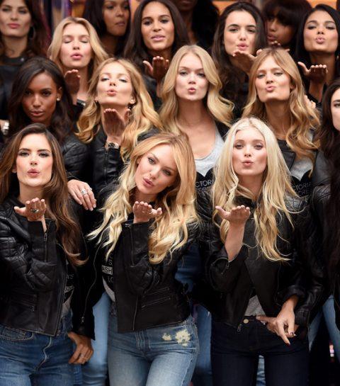 De echte reden achter het vertrek van deze Victoria's Secret modellen