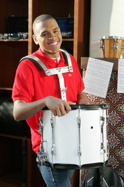 Chris Brown The OC