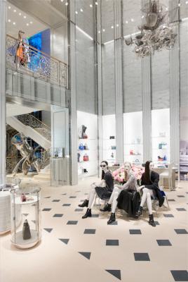Dior winkel Londen  4