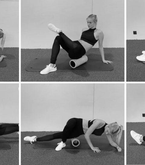 ElleWorkout: masseer je benen slank