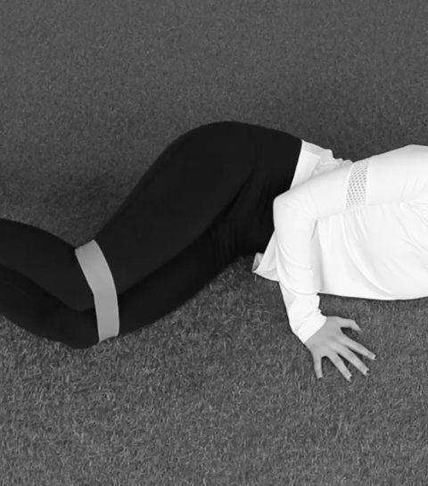 #ELLEworkout: rek je slank