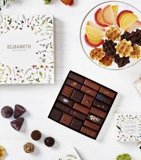 Brussels chocoladeparadijs opent webshop