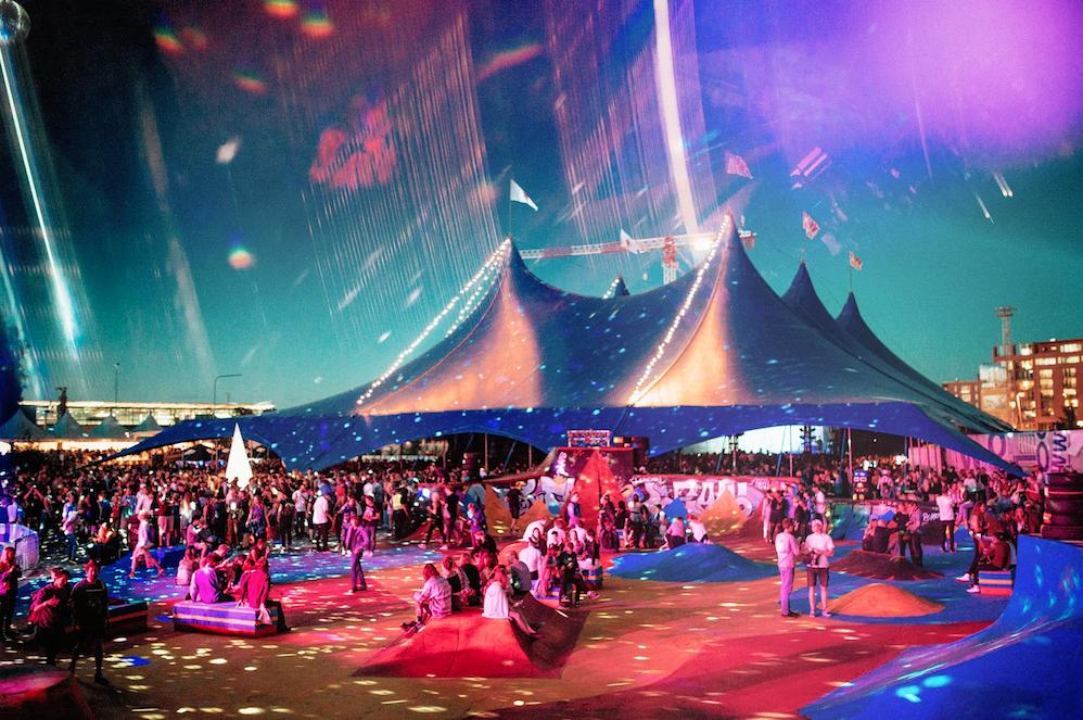Flow festival Europa