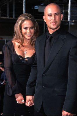 Jennifer Lopez en Cris Judd