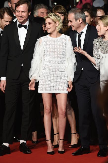 Kristen Stewart rode loper Cannes Chanel 1