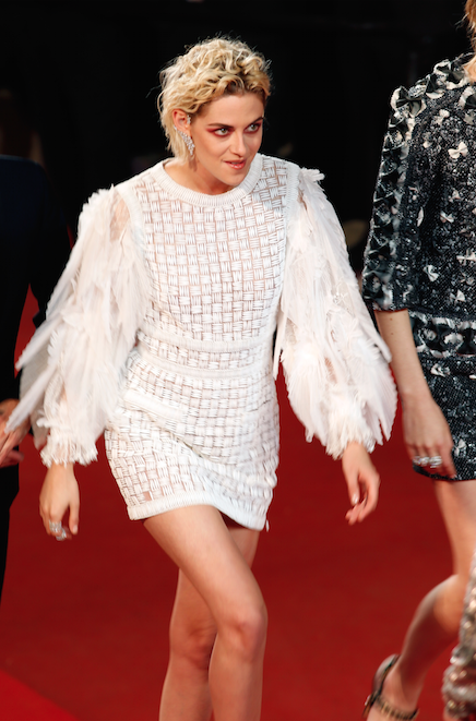 Kristen Stewart rode loper Cannes Chanel 2