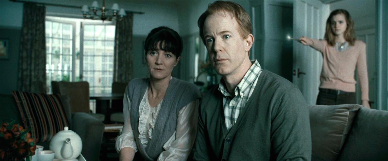 Michelle Fairley Harry Potter 1