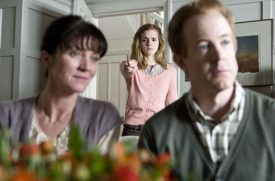 Michelle Fairley Harry Potter 2