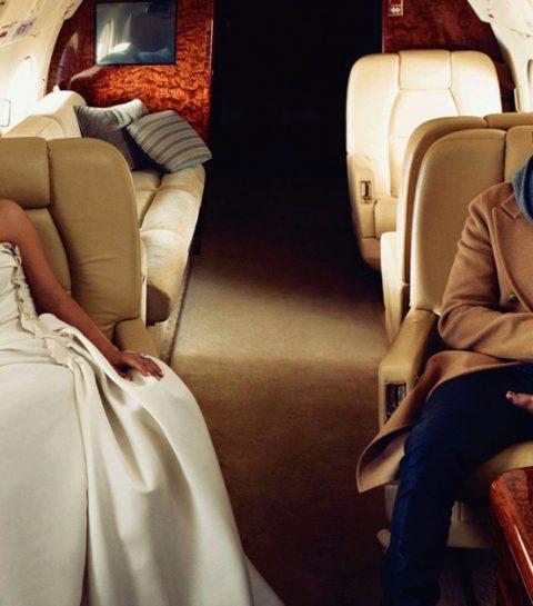 How to: zo val je sneller in slaap in het vliegtuig