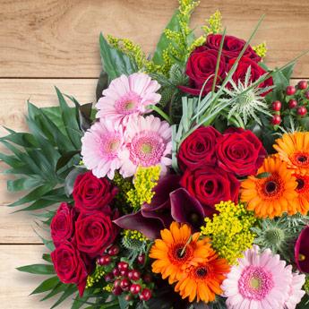 koelkast bloemen