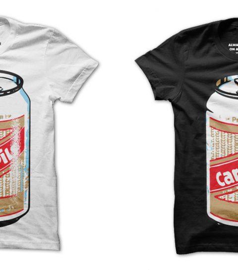 Festivalfever: Cara Pils T-shirt