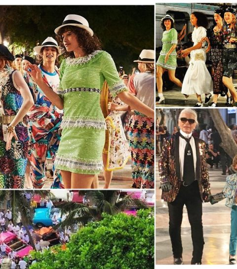 Chanel showt cruisecollectie in Havana