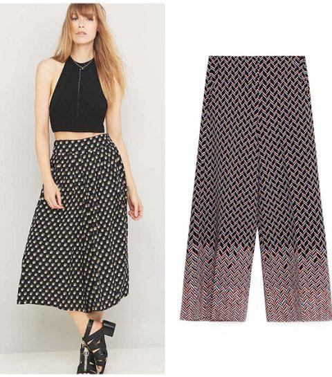 Shopping: 15 zomerse culottes