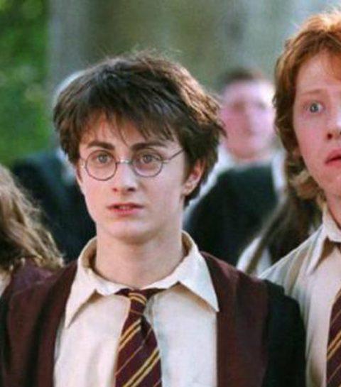 Je gelooft nooit hoe knap deze Harry Potter acteur is geworden