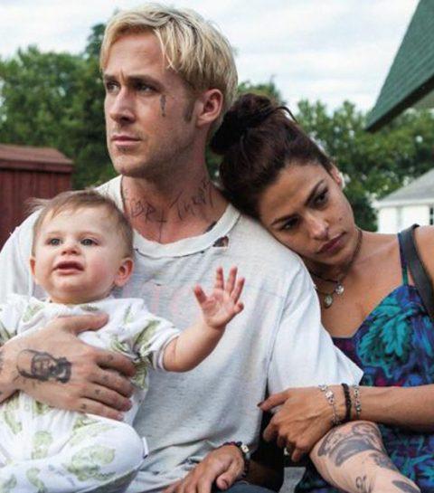 De baby van Eva Mendes en Ryan Gosling is geboren