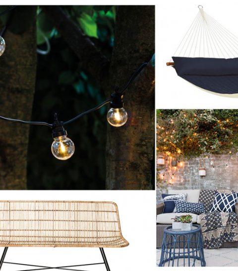 Shopping: 16 hebbedingen voor een gezellig terras