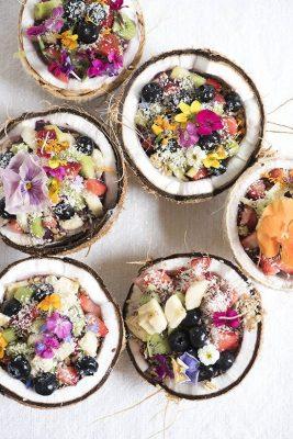 Instahit instafood coconut bowl 4