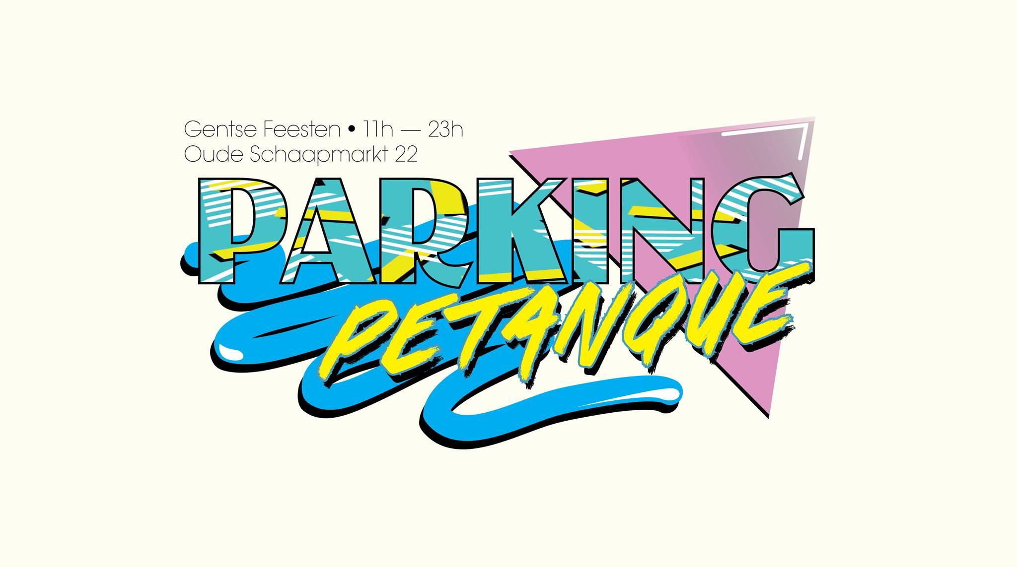 Parking Petanque