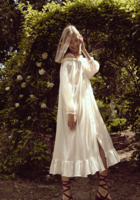 Trend shopping pyjama bruid overdag 1