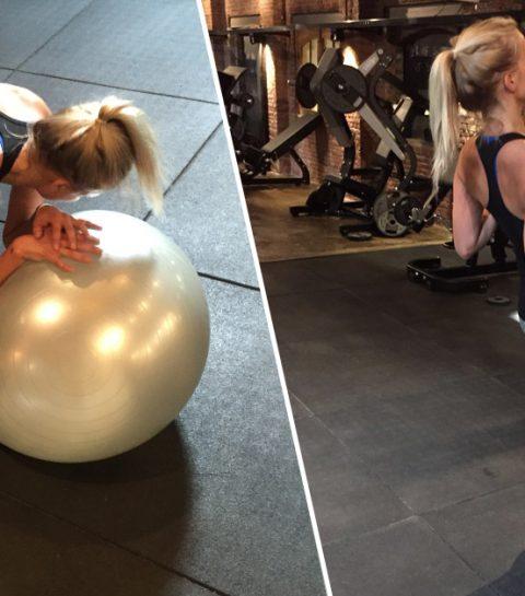 Gym Class Heroes: Elise bij de personal coach – deel 1