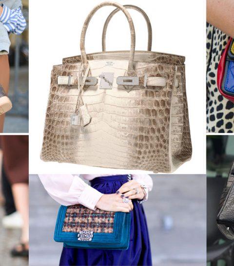 10 x duurste handtassen ter wereld