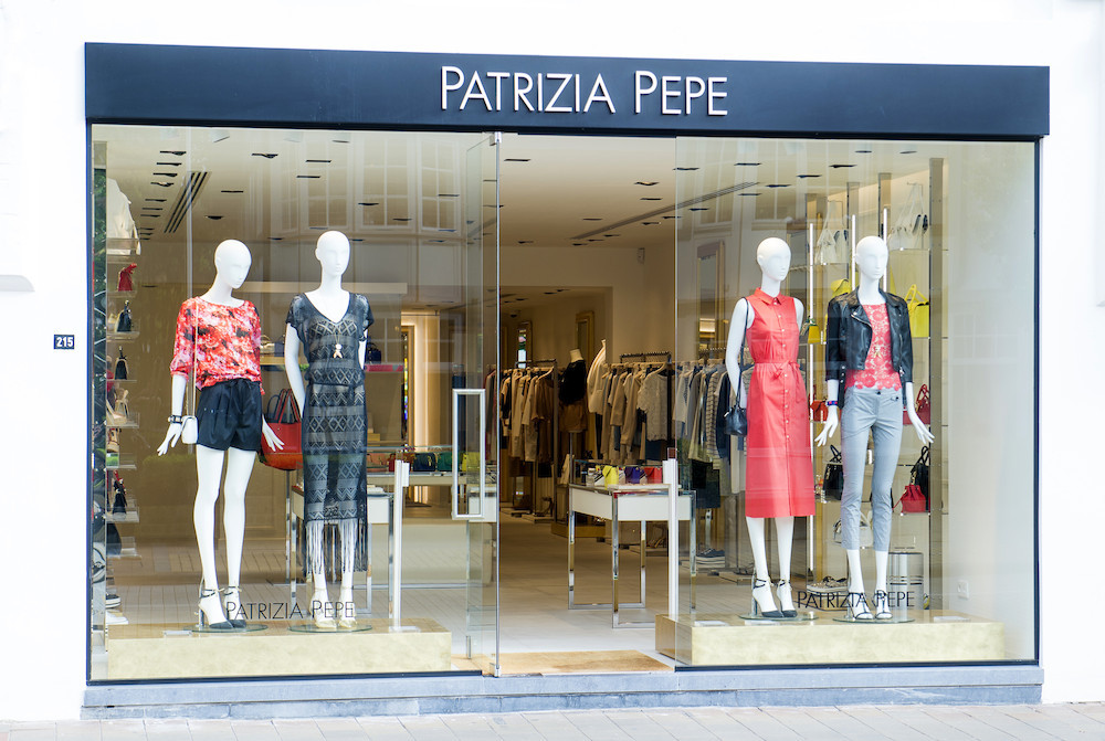 FDS Patrizia Pepe Knokke Store
