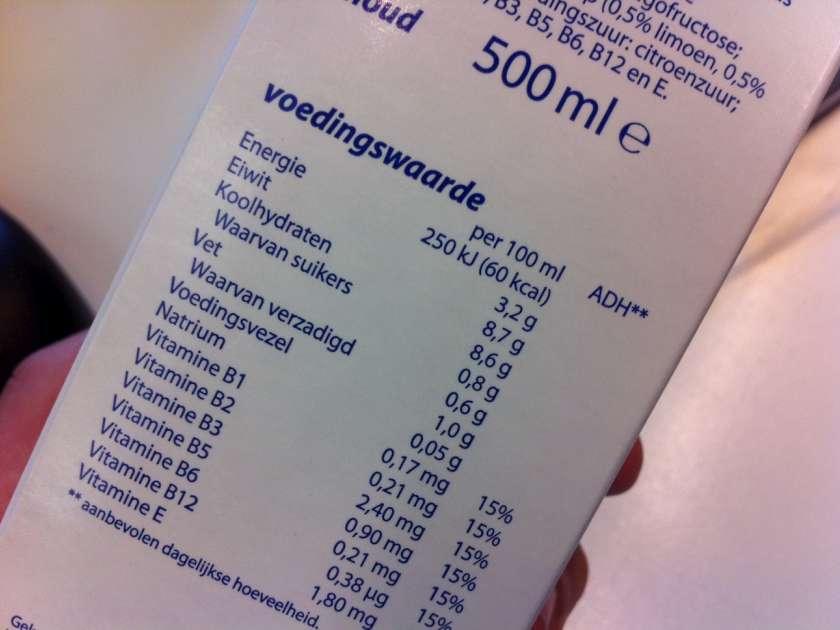suikers-etiket