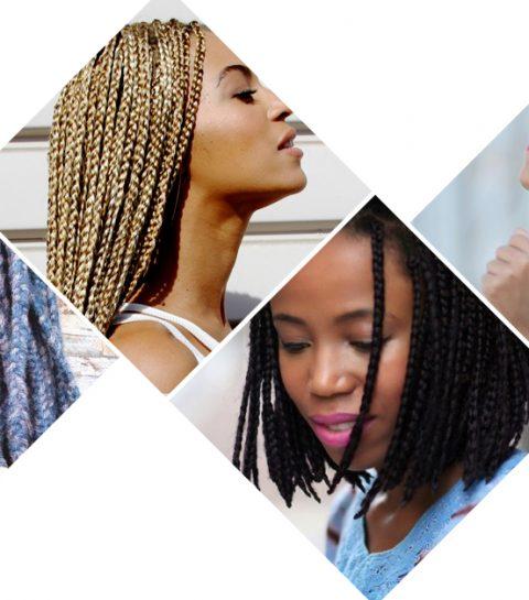 7 soorten vlechten die elk meisje met kroeshaar moet uitproberen