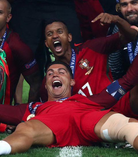 Dit waren de meest hilarische momenten van de EK-finale