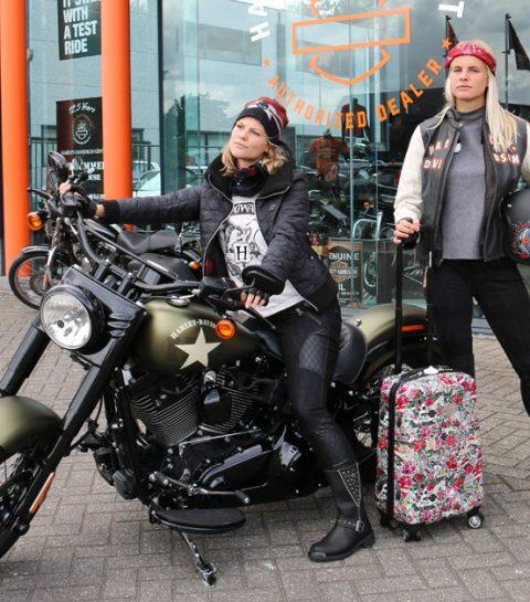 Getest: een dag als biker babe