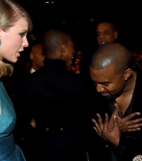 Schok: Kim Kardashian zwiert dàt persoonlijk telefoongesprek tussen Kanye en Taylor Swift online