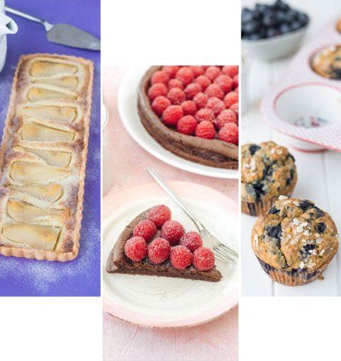 5 zomerse desserts die niet te zwaar zijn